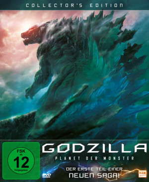 Godzilla: Planet der Monster Collector's Edition [DVD]