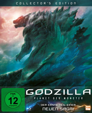 Godzilla: Planet der Monster Collector's Edition [Blu-ray]