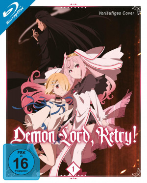 Demon Lord, Retry! Volume 1: Episode 01-04 [Blu-ray]
