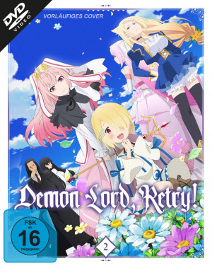 Demon Lord, Retry! Volume 2: Episode 05-08 [DVD]