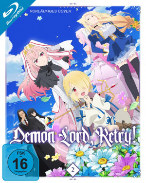 Demon Lord, Retry! Volume 2: Episode 05-08 [Blu-ray]