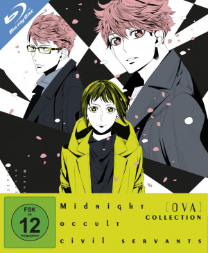 Midnight Occult Civil Servants - OVA-Collection [Blu-ray]