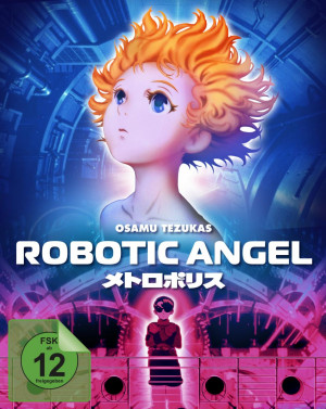 Robotic Angel Mediabook A (Handelsverison) (DVD + Blu-ray + Bonus DVD)