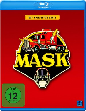 M.A.S.K. - Gesamtedition [Blu-ray]