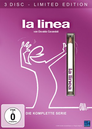 La Linea Special Limited Edition (3 Disc Set inkl. Button & Stift - mit Zertifikat)