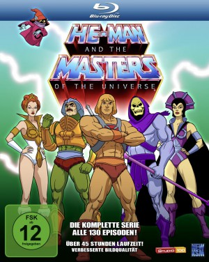 He-Man and the Masters of the Universe - Staffel 1 & 2 [2 Blu-ray]