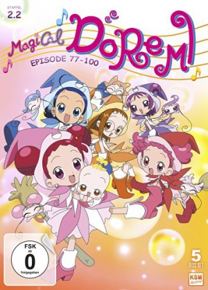 Magical Doremi - Staffel 2.2: Episode 77-100 [DVD]