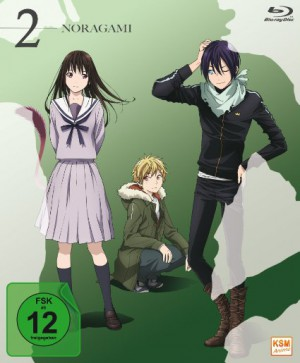 Noragami - Episode 07-12 (Limited Edition) [Blu-ray]