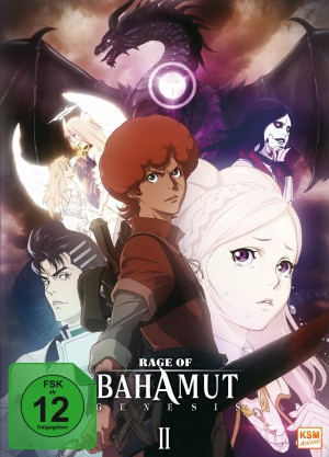 Rage of Bahamut Genesis Volume 2 Episode 07-12