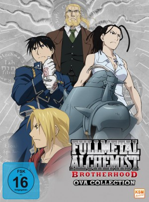 Fullmetal Alchemist: Brootherhood OVA Collection