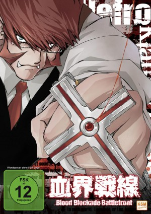 Blood Blockade Battlefront - Volume 3 (Episode 10-12)