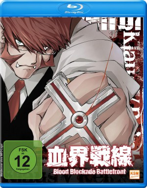 Blood Blockade Battlefront - Volume 3 (Episode 10-12) [Blu-ray]