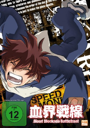 Blood Blockade Battlefront - Volume 1 (Episode 1-5)