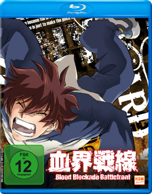 Blood Blockade Battlefront - Volume 1 (Episode 1-5) [Blu-ray]