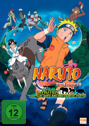 Naruto - The Movie 3: Die Hüter des Sichelmondreiches