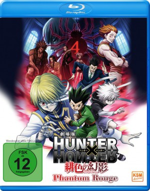 HUNTERxHUNTER - Phantom Rouge [Blu-ray]