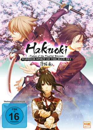 Hakuoki - The Movie 2: Demon of the Fleeting Blossom - Warrior Spirit of the Blue Sky