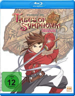 Tales of Symphonia - Sylvarant Arc 2007 Staffel 1 [Blu-ray]