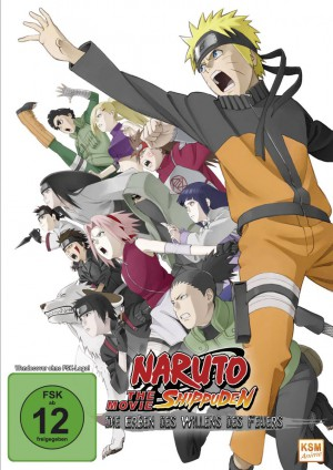 Naruto Shippuden - The Movie 3: Die Erben des Willens des Feuers (2009) [DVD]