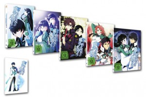 The Irregular at Magic High School Vol.1-5 (26 Folgen) [DVD]