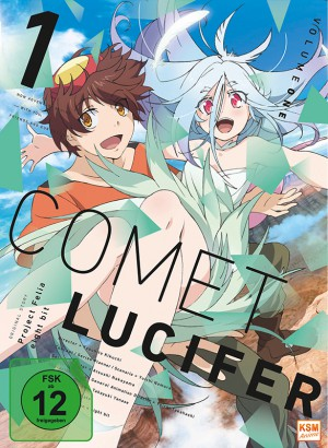 Comet Lucifer-  Episode 01-06
