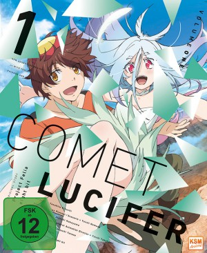 Comet Lucifer-  Episode 01-06 [Blu-ray]