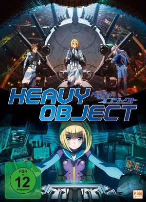Heavy Object - Episode 01-06 - im Sammelschuber
