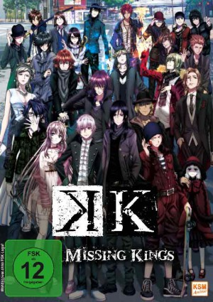 K - Missing Kings - The Movie