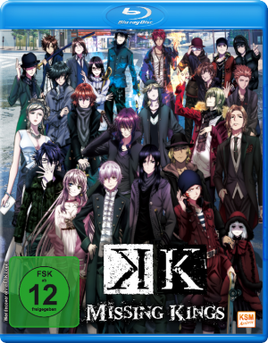 K - Missing Kings - The Movie [Blu-ray]