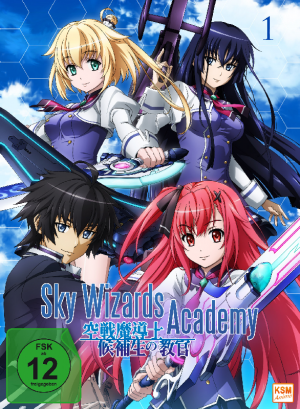 Sky Wizards Academy - Volume 1: Episode 01-06