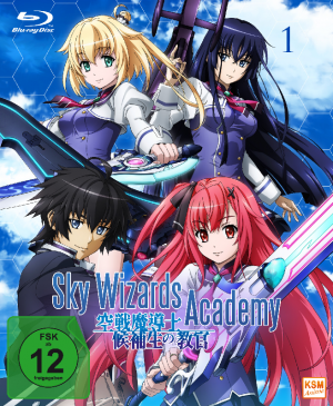 Sky Wizards Academy - Volume 1: Episode 01-06 [Blu-ray]