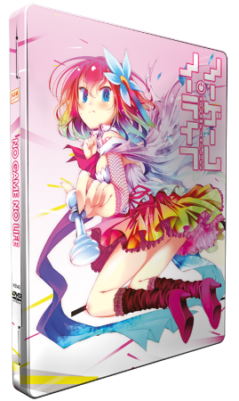 No Game No Life - Episode 1 - 12 - Die Gesamtedition im limitierten FuturePak [DVD]