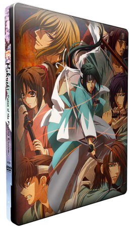 Hakuoki - Movie 1 und 2  im limitierten FuturePak [DVD]