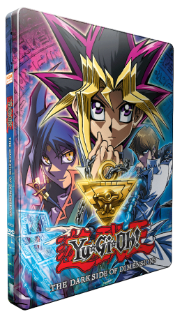 Yu-Gi-Oh! - The Dark Side of Dimensions - FuturePak [DVD]