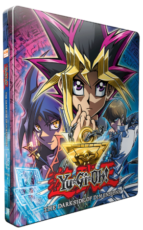 Yu-Gi-Oh! - The dark side of dimension - FuturePak  [Blu-ray]
