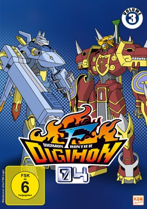 Digimon Frontier - Volume 3: Episode 35-50