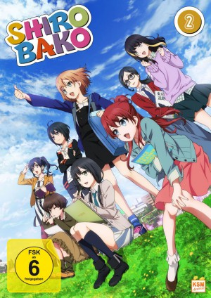 Shirobako - Volume 4: Episode 13-16 im Sammelschuber [DVD]