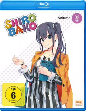Shirobako - Volume 5: Episode 17-20 [Blu-ray]