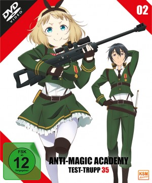 Anti-Magic Academy - Test-Trupp 35 - Volume 2: Episode 05-08