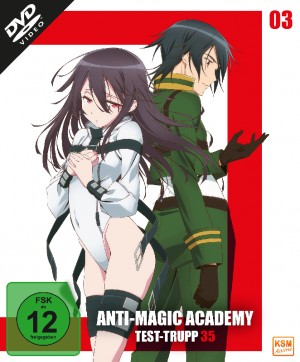 Anti-Magic Academy - Test-Trupp 35 - Volume 3: Episode 09-12