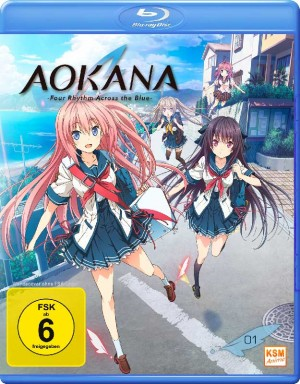 Aokana - Four Rhythm Across the Blue - Volume 1: Episode 01-06 [Blu-ray]
