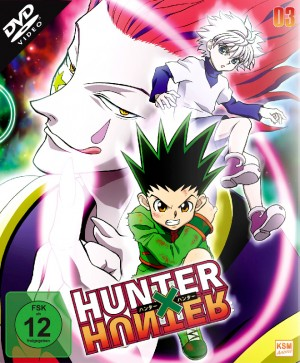 HUNTERxHUNTER - Volume 3: Episode 27-36