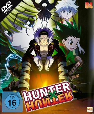 HUNTERxHUNTER - Volume 4: Episode 37-47