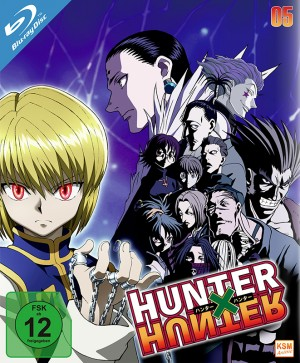 HUNTERxHUNTER - Volume 5: Episode 48-58 [Blu-ray]