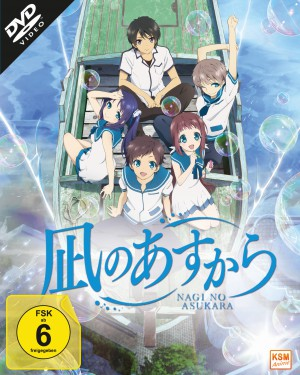 Nagi no Asukara - Volume 1: Episode 01-06