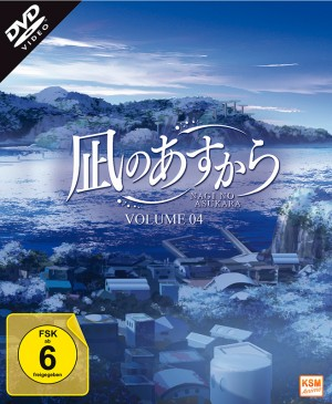 Nagi no Asukara - Volume 4: Episode 17-21