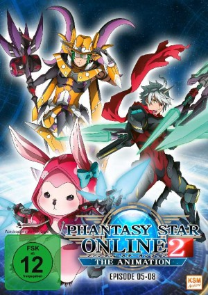 Phantasy Star Online 2 - Volume 2: Episode 05-08