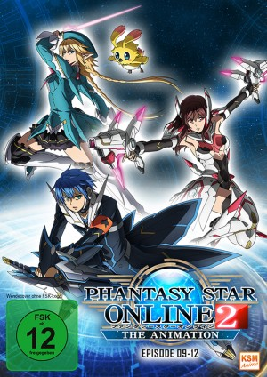 Phantasy Star Online 2 - Volume 3: Episode 09-12 [DVD]