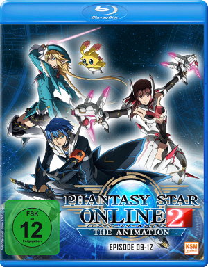 Phantasy Star Online 2 - Volume 3: Episode 09-12 [Blu-ray]