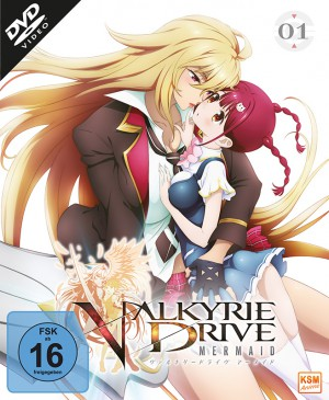 Valkyrie Drive: Mermaid - Volume 1: Episode 01-04 [DVD]